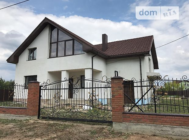 Продажа дома, 207м², Киевская, Васильков, c.Глеваха