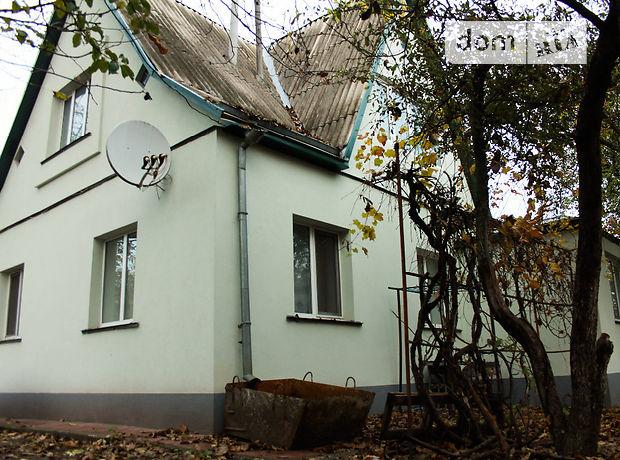 двухэтажный дом с садом, 91.3 кв. м, кирпич. Продажа в Гребенках (Киевская обл.) фото 1