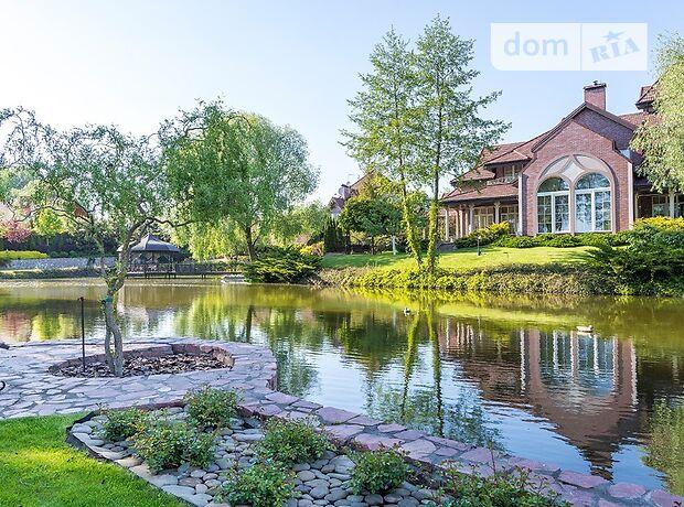 двухэтажный дом с камином, 900 кв. м, кирпич. Продажа в Хлепче (Киевская обл.) фото 1