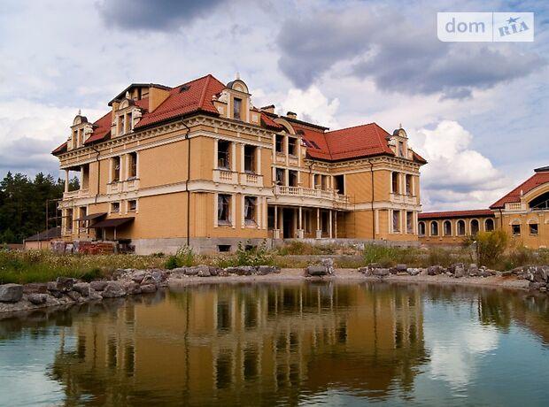 триповерховий будинок з каміном, 4000 кв. м, цегла. Продаж в Іванковичах (Київська обл.) фото 1
