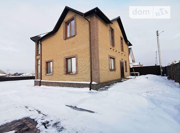 двухэтажный дом с террасой, 230 кв. м, кирпич. Продажа в Путровке (Киевская обл.) фото 1