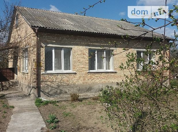 Продаж будинку, 78м², Київська, Васильків, c.Велика Солтанівка, Полесская