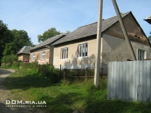 Продажа дома, 62м², Закарпатская, Великий Березный, р‑н.Большой Березный