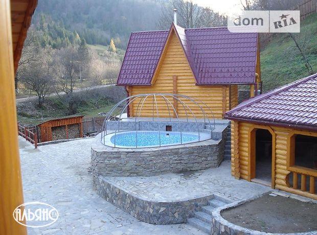 двухэтажный дом с камином, 195 кв. м, брус. Продажа в Ужке (Закарпатская обл.) фото 1