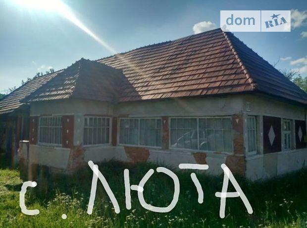 одноэтажный дом с садом, 150 кв. м, кирпич. Продажа в Великом Березном район Большой Березный фото 1