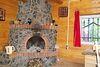 двоповерховий будинок з каміном, 60 кв. м, зруб. Продаж в Великому Березному, район Великий Березний фото 3