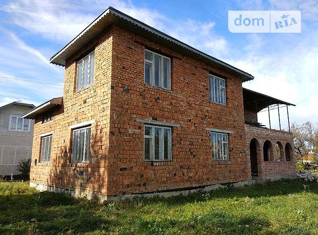 двухэтажный дом с террасой, 126 кв. м, кирпич. Продажа в Вижнице фото 1
