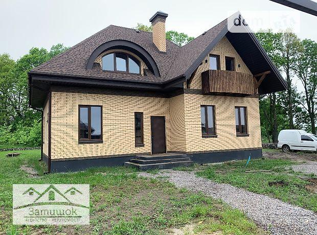 двухэтажный дом с террасой, 172 кв. м, кирпич. Продажа в Агрономичном (Винницкая обл.) фото 1