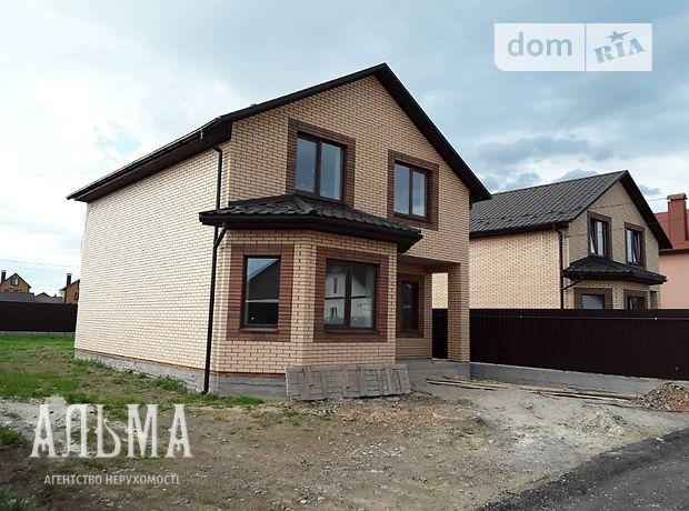 Продажа дома, 137м², Винница, р‑н.Агрономичное, Объездное Гниванское-Барское шоссе