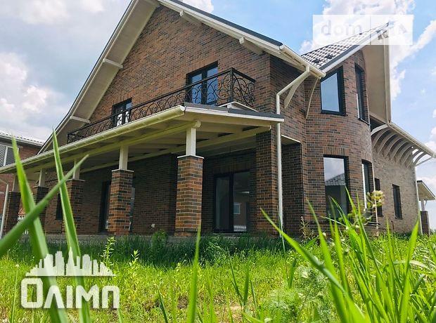 двухэтажный дом с камином, 260 кв. м, кирпич. Продажа в Березиной (Винницкая обл.) фото 1