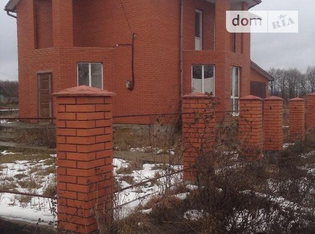 двоповерховий будинок з каміном, 160 кв. м, цегла. Продаж в Ксаверівці (Вінницька обл.) фото 1