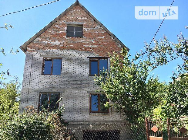 двухэтажный дом с камином, 150 кв. м, кирпич. Продажа в Пирогово (Винницкая обл.) фото 1