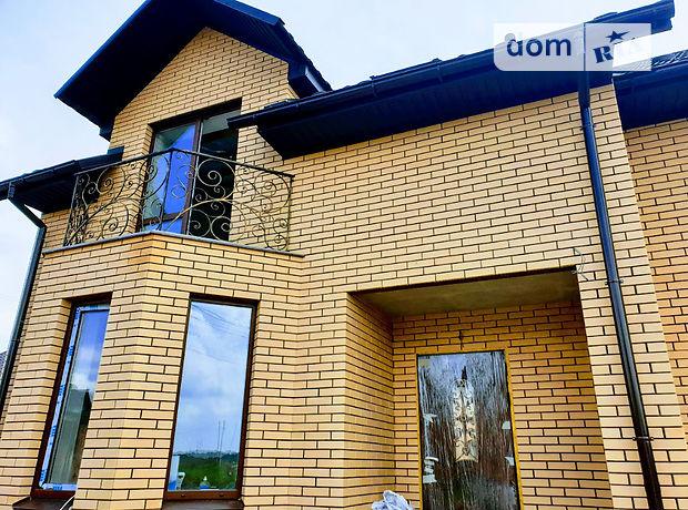 двухэтажный дом с гаражом, 125 кв. м, кирпич. Продажа в Пирогово (Винницкая обл.) фото 1