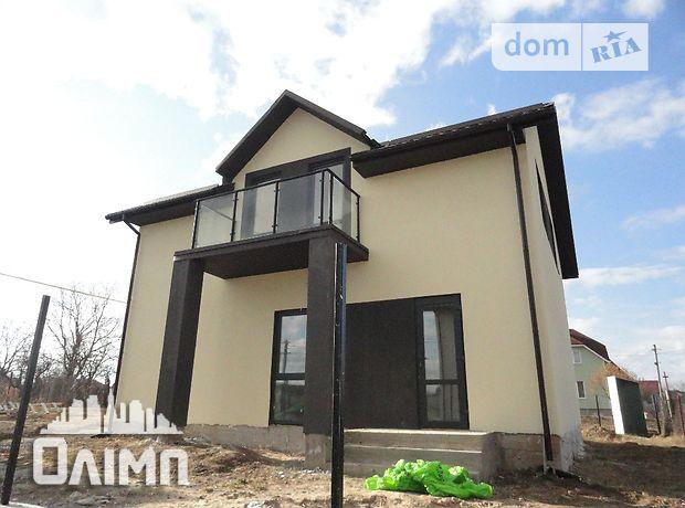 двоповерховий будинок, 135 кв. м, газобетон. Продаж в Пирогові (Вінницька обл.) фото 1