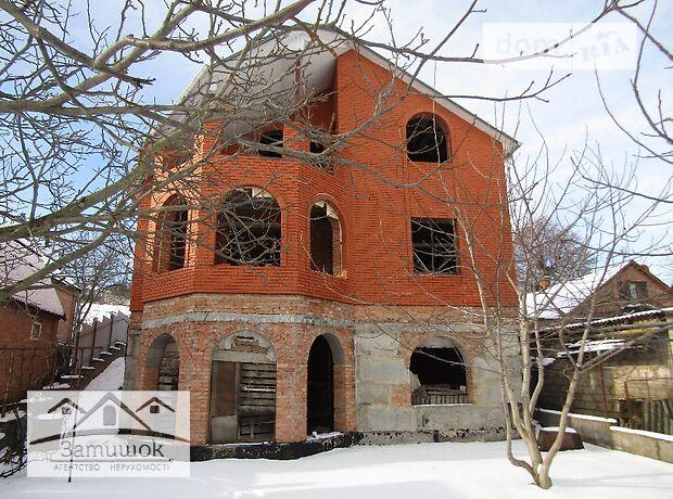 двухэтажный дом с камином, 208 кв. м, кирпич. Продажа в Виннице район Пятничаны фото 1