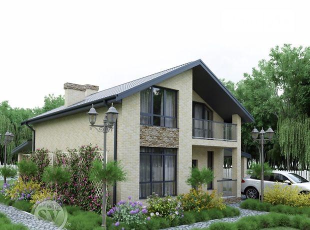 двухэтажный дом с отоплением, 125 кв. м, кирпич. Продажа в Виннице район Славянка фото 1