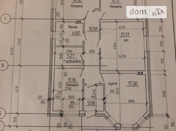 Продажа дома, 107м², Винница, р‑н.Старый город