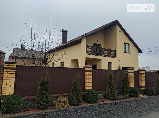 двухэтажный дом с камином, 164.9 кв. м, кирпич. Продажа в Виннице район Тяжилов фото 1