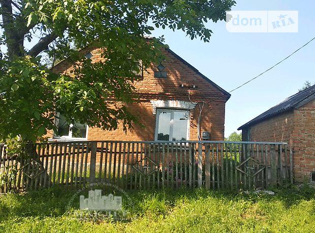 одноэтажный дом с гаражом, 76 кв. м, кирпич. Продажа в Вороновице (Винницкая обл.) фото 1