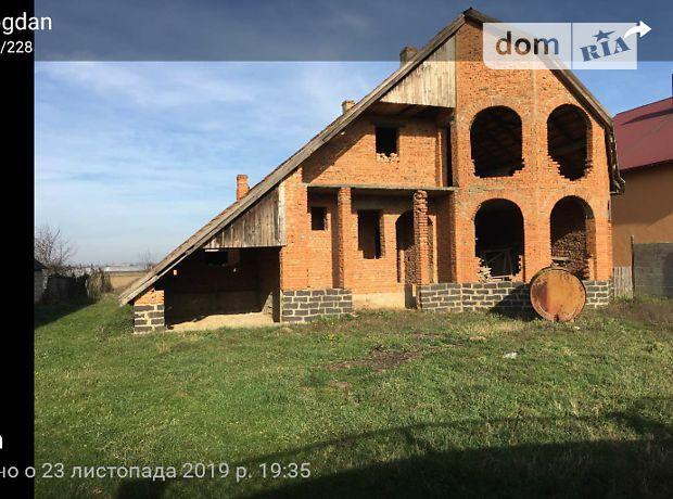 двухэтажный дом с садом, 207 кв. м, кирпич. Продажа в Фанчиково (Закарпатская обл.) фото 1