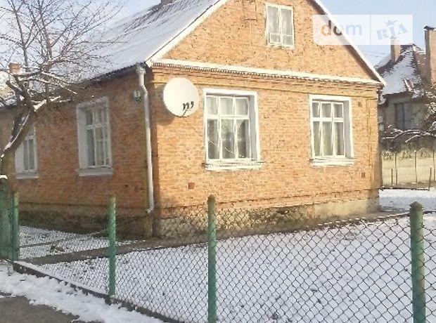 одноэтажный дом с подвалом, 90 кв. м, дерево и кирпич. Продажа в Владимире-Волынском фото 1