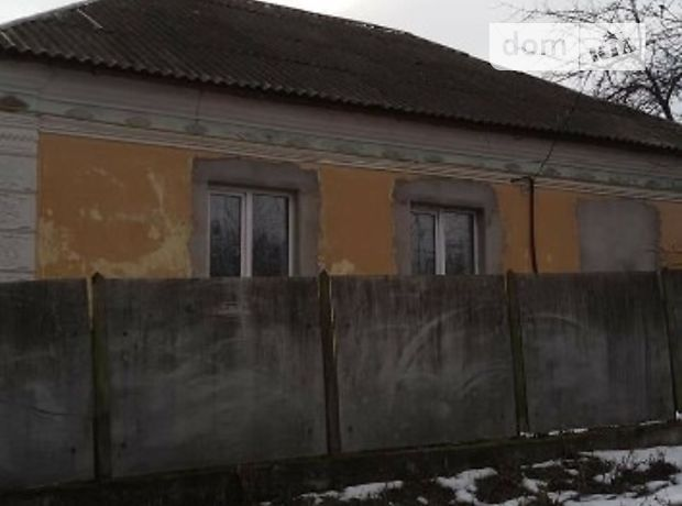 одноэтажный дом с черновой отделкой, 100 кв. м, кирпич. Продажа в Броневке (Хмельницкая обл.) фото 1