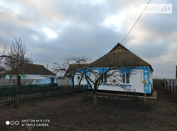 одноэтажный дом с садом, 90 кв. м, кирпич. Продажа в Городище-Пустоваровском (Киевская обл.) фото 1