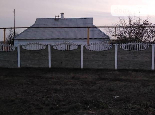 одноэтажный дом с садом, 60.1 кв. м, кирпич саманный. Продажа в Боевом (Донецкая обл.) фото 1