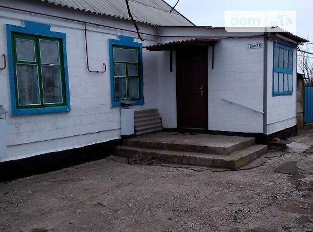 одноэтажный дом с садом, 57.9 кв. м, шлакоблок. Продажа в Володарском район Володарское фото 1