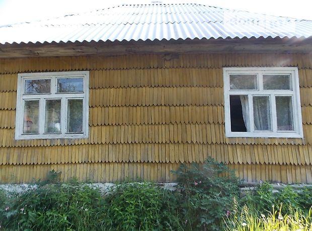 одноэтажный дом с садом, 84 кв. м, дерево и кирпич. Продажа в Ждениево (Закарпатская обл.) фото 1