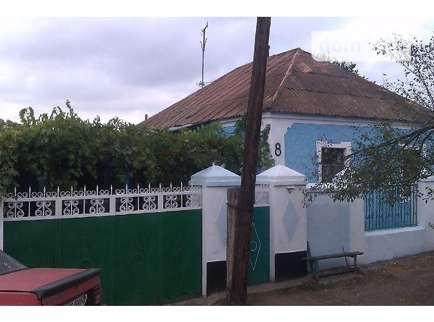 одноповерховий будинок з садом, 50.5 кв. м, шлакоблок. Продаж в Вознесенську, район Вознесенськ фото 1