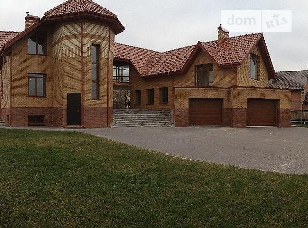 Продаж будинку, 485м², Київська, Вишгород, c.Осещина, солнечная