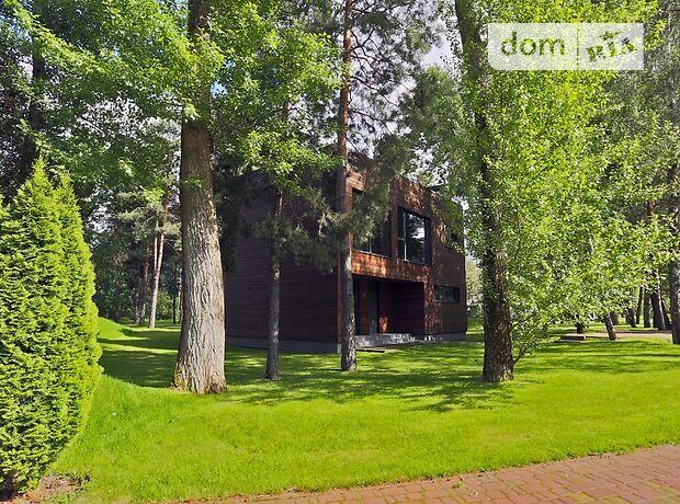 двухэтажный дом с террасой, 220 кв. м, кирпич. Продажа в Хотяновке (Киевская обл.) фото 1
