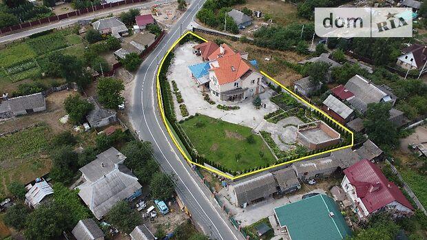 трехэтажный дом с камином, 484 кв. м, кирпич. Продажа в Хотяновке (Киевская обл.) фото 1