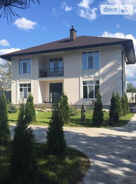 двухэтажный дом с садом, 250 кв. м, кирпич. Продажа в Низшей Дубечне (Киевская обл.) фото 1