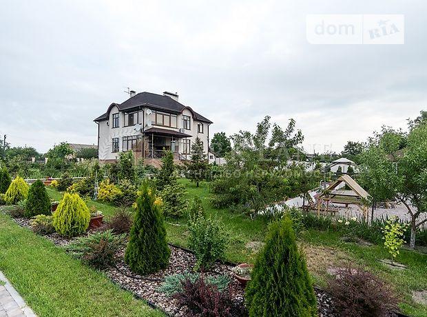 трехэтажный дом, 465 кв. м, кирпич. Продажа в Новоселках (Киевская обл.) фото 1