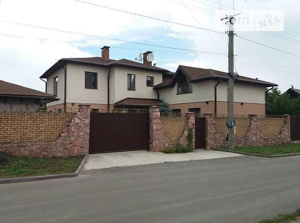 Продажа дома, 296м², Киевская, Вышгород, c.Новые Петровцы