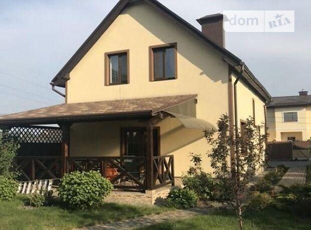 двухэтажный дом с террасой, 128 кв. м, кирпич. Продажа в Осещине (Киевская обл.) фото 1