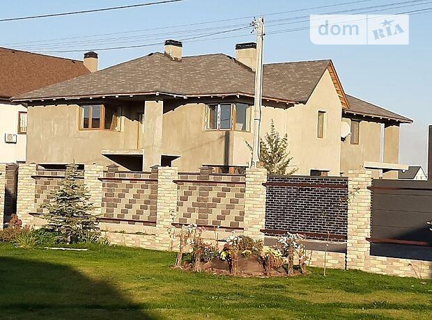двухэтажный дом с камином, 350 кв. м, кирпич. Продажа в Осещине (Киевская обл.) фото 1