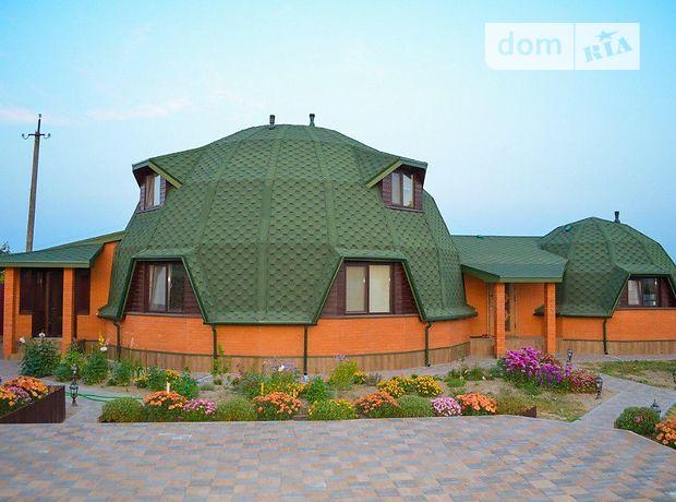 двухэтажный дом с камином, 234 кв. м, кирпич. Продажа в Червоном (Киевская обл.) фото 1