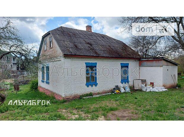 одноэтажный дом, 100 кв. м, кирпич. Продажа в Старых Петровцах (Киевская обл.) фото 1