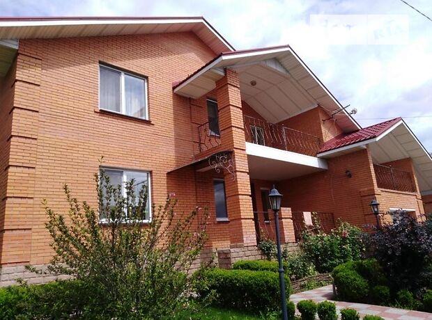 двухэтажный дом, 305 кв. м, кирпич. Продажа в Вышгороде район Вышгород фото 1