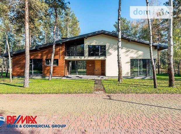 двухэтажный дом с камином, 310 кв. м, кирпич. Продажа в Вышгороде район Вышгород фото 1