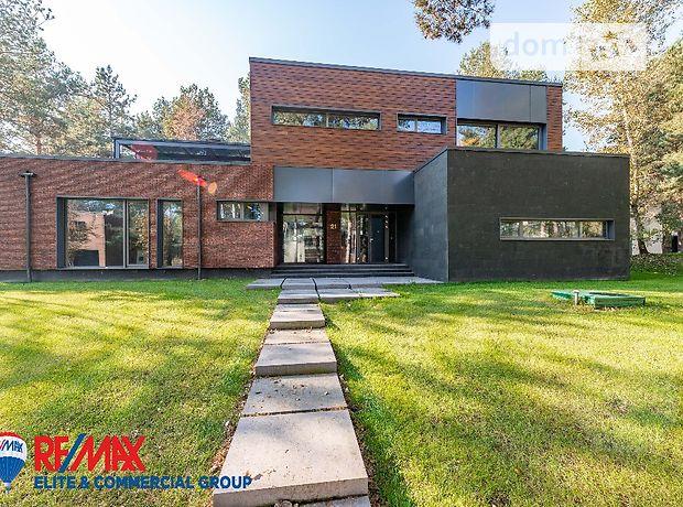 двухэтажный дом с камином, 389 кв. м, кирпич. Продажа в Вышгороде район Вышгород фото 1