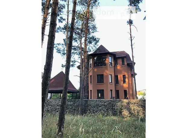 трехэтажный дом, 450 кв. м, кирпич. Продажа в Вышгороде фото 1