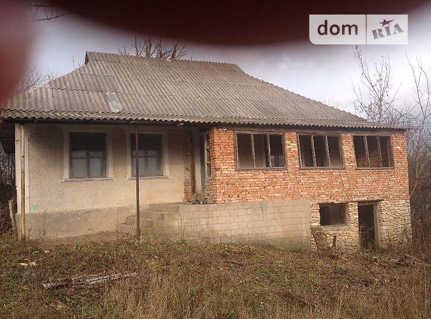 одноповерховий будинок з терасою, 120 кв. м, ракушняк. Продаж в Клембівці (Вінницька обл.) фото 1