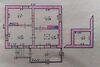 одноэтажный дом с верандой, 52 кв. м, кирпич. Продажа в Ямполе район Ямполь фото 4