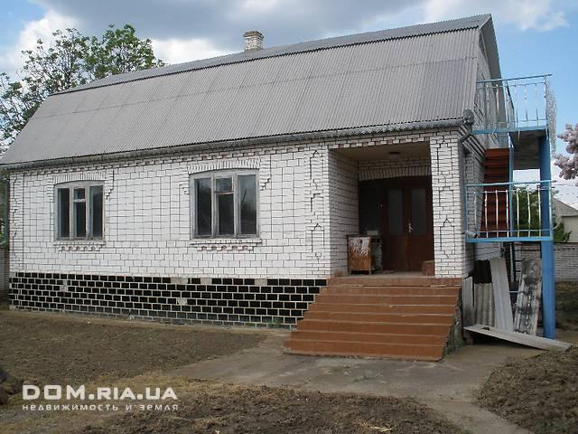 одноэтажный дом с гаражом, 1 кв. м, кирпич. Продажа в Ямполе район Ямполь фото 1