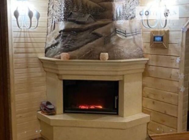 трехэтажный дом с камином, 295 кв. м, сруб. Продажа в Татарове (Ивано-Франковская обл.) фото 1