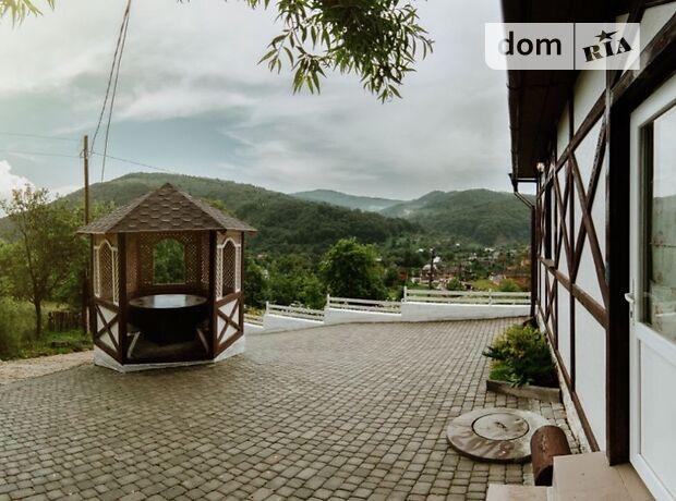 одноэтажный дом с камином, 76 кв. м, дерево и кирпич. Продажа в Яремче район Яремча фото 1